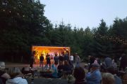 Veranstaltungen und Konzerte auf Rostocks erster Waldbühne